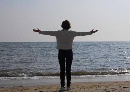 Otwierasz ramiona – przyciągasz anioły